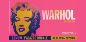 andy warhol palazzo ducale